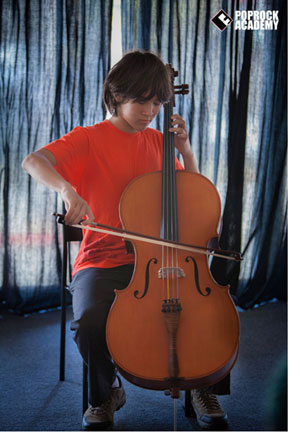 Best Cello lessons in Alhambra