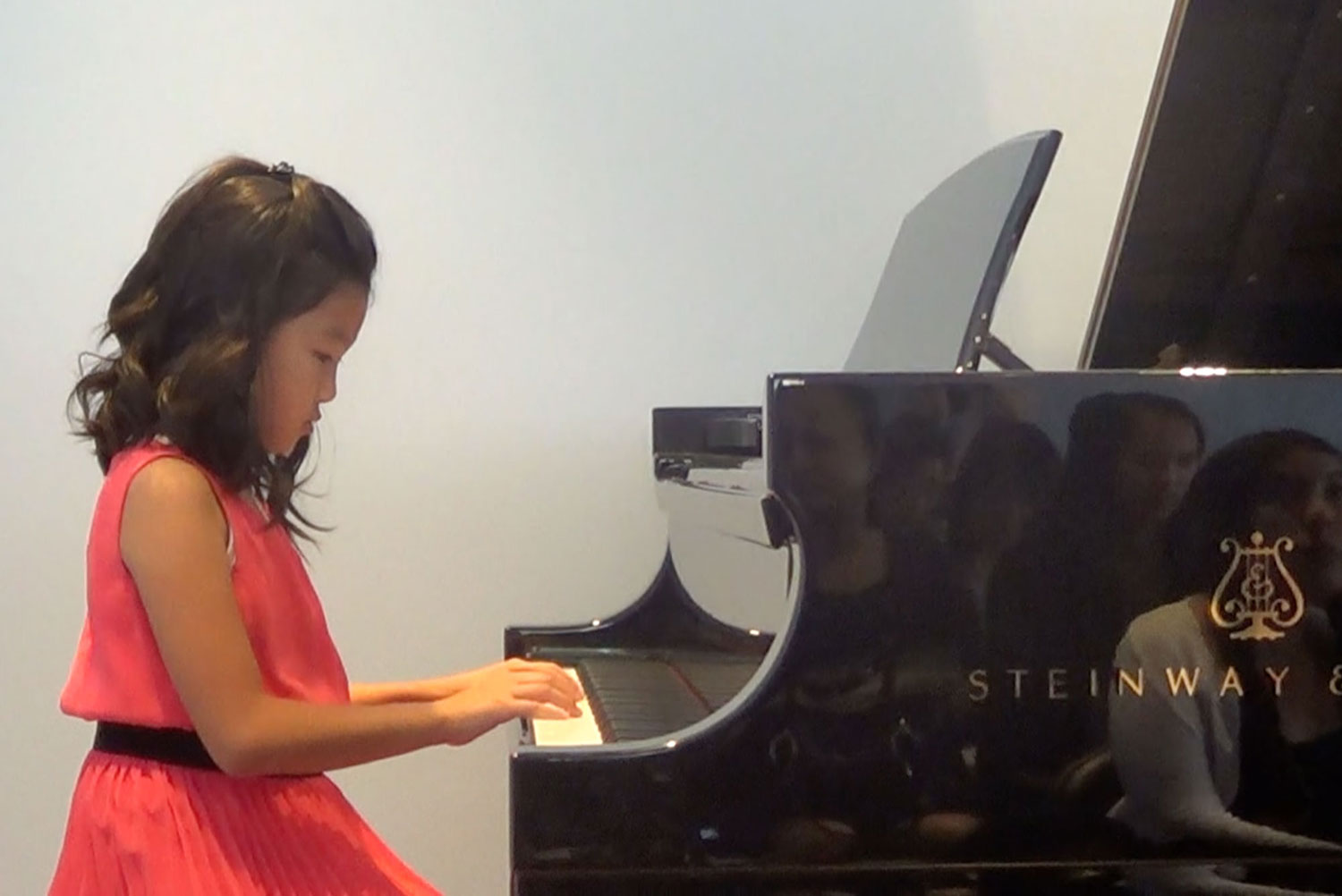Piano lessons in Alhambra