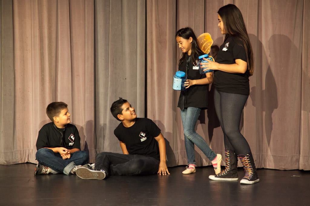 Acting Class in Temple City