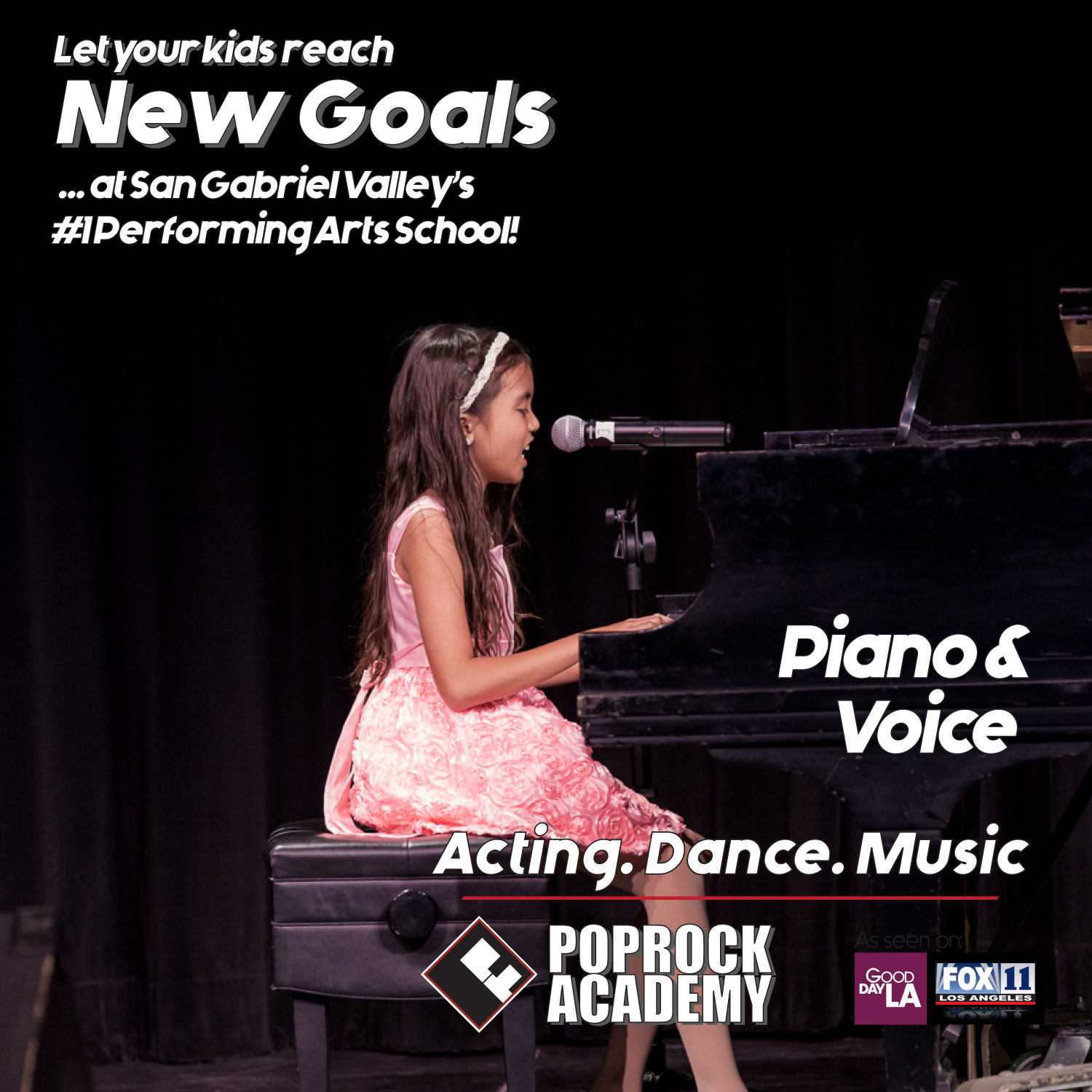 Best Piano Lessons in San Gabriel